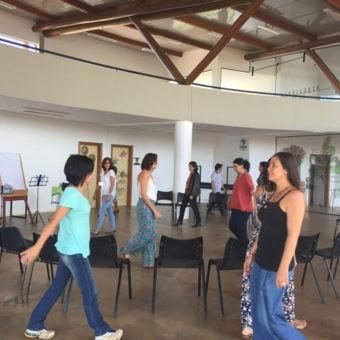 Cantoterapia e passeio pelo Jardim Botânico de Brasília – DF
