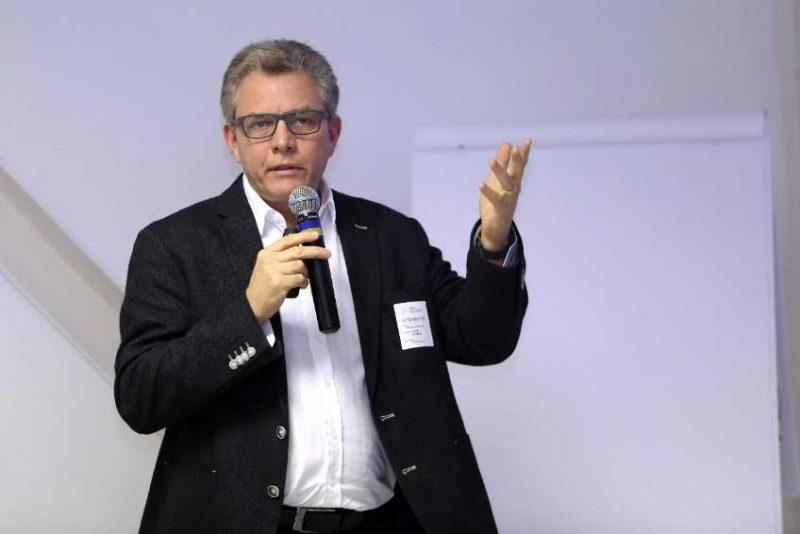 Ricardo Ghelman, expert em medicina antroposófica (imagens gentilmente cedidas pela Sindusfarma).
